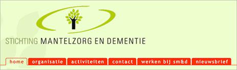 Mantelzorg en dementie en FM-Zorg