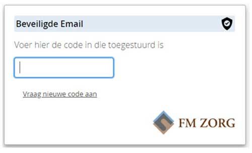 Nieuwe functionaliteit: Beveiligde E-mail